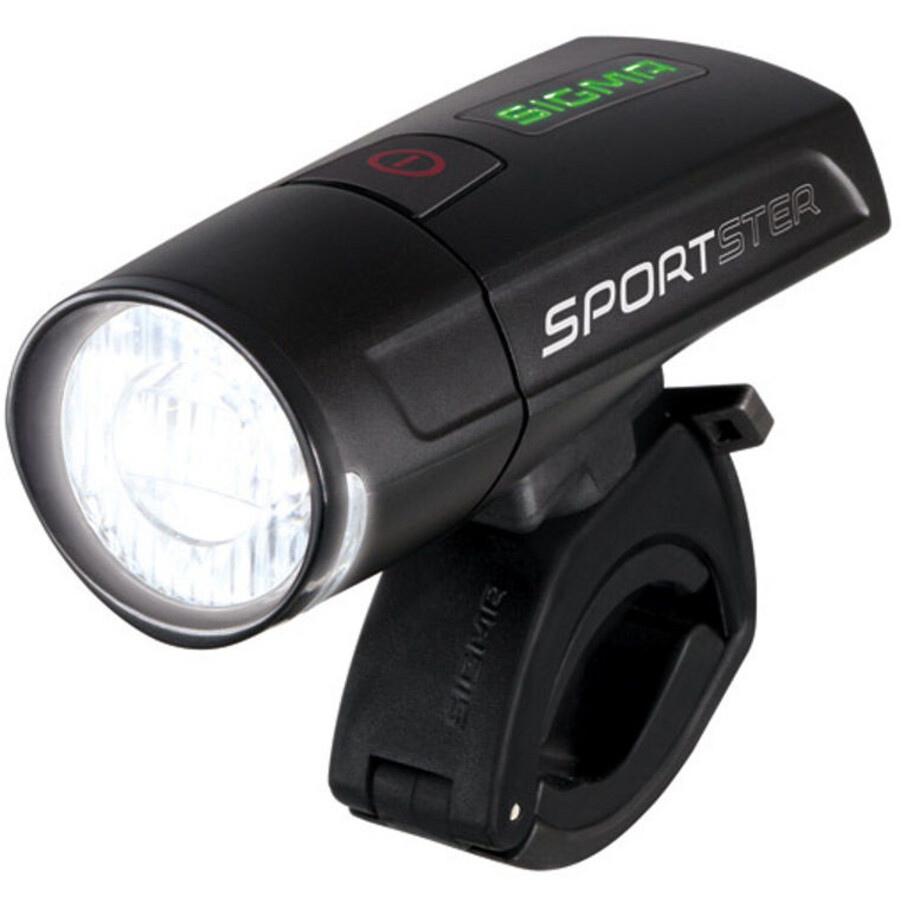 sigma sport sportster bike light with stvzo black at. Black Bedroom Furniture Sets. Home Design Ideas